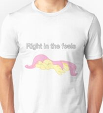 Fluttershy - Right In The Feels T-Shirt
