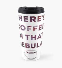 To Boldly Go... Travel Mug