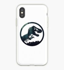 Jurassic Forest iPhone Case