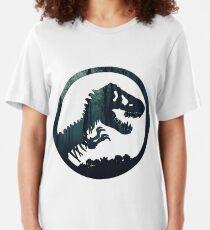 Jurassic Forest Slim Fit T-Shirt
