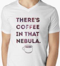 To Boldly Go... Men's V-Neck T-Shirt