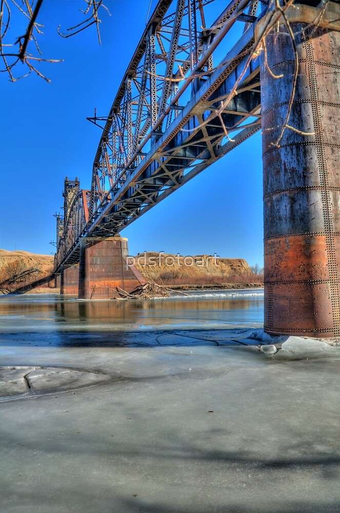 Fairview  Bridge by pdsfotoart