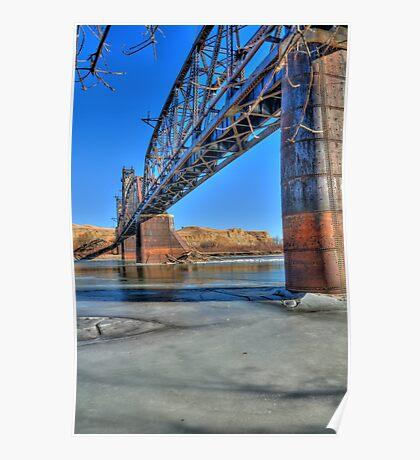 Fairview  Bridge Poster
