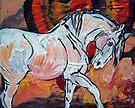 The White Horse by Juhan Rodrik