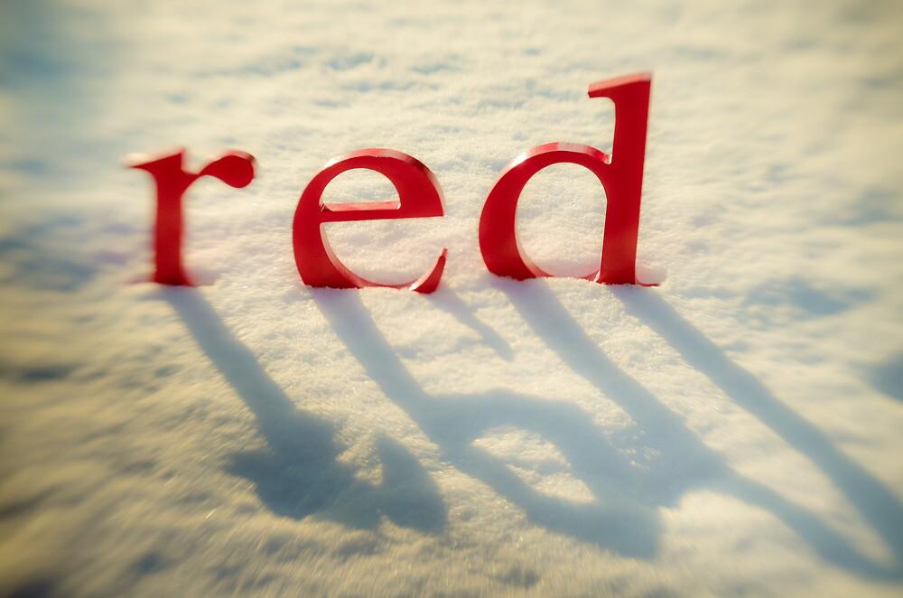Red Glow  by Josephine Pugh