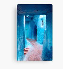 morocco doors Canvas Print