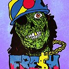 Zombie Fresh case by Madison Cowles Serna