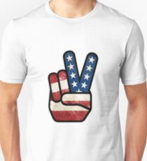1960s Peace Sign Unisex T-Shirt