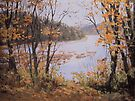 Autumn Splash by Karen Ilari