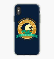 It's the Great Pumpkin Ale Charlie Brown iPhone Case