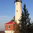 Crisp Point Lighthouse by ChelleN1
