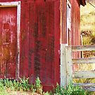 Rustic Red by Thomas Stevens