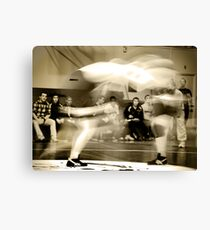 Competition Canvas Print
