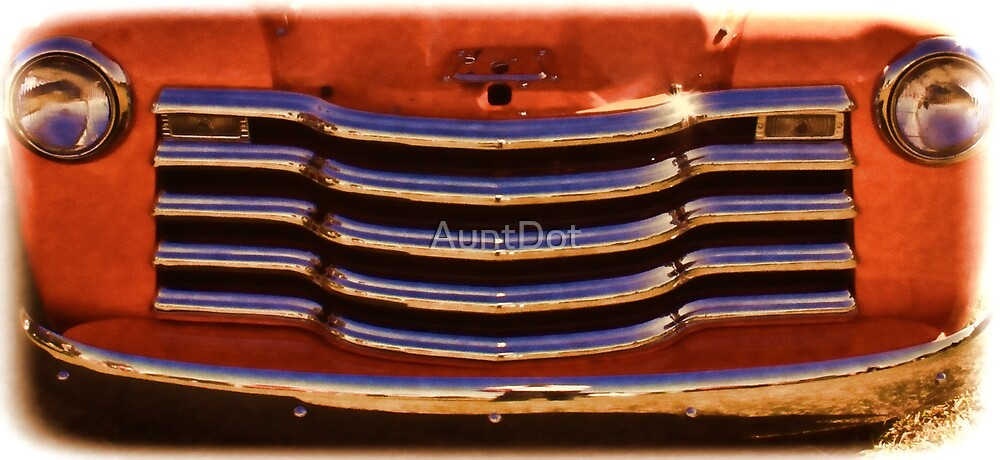 Groovy Grill by AuntDot