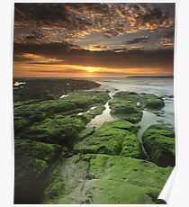 """""""Symphony of the Sun"""" ∞ Shellharbour, NSW - Australia Poster"""