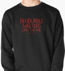 RB Writers shirt (red text) Pullover