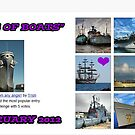 """BANNER TOP TEN  """" A LOVE OF BOATS"""" by Guendalyn"""