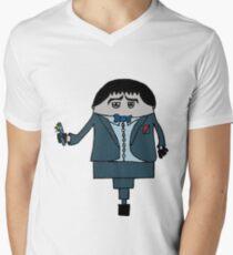 The Second Doctor Men's V-Neck T-Shirt
