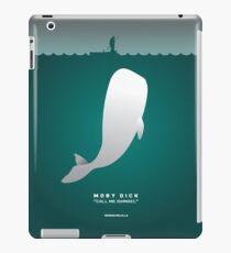Literary Classics Illustration Series: Moby Dick iPad Case/Skin