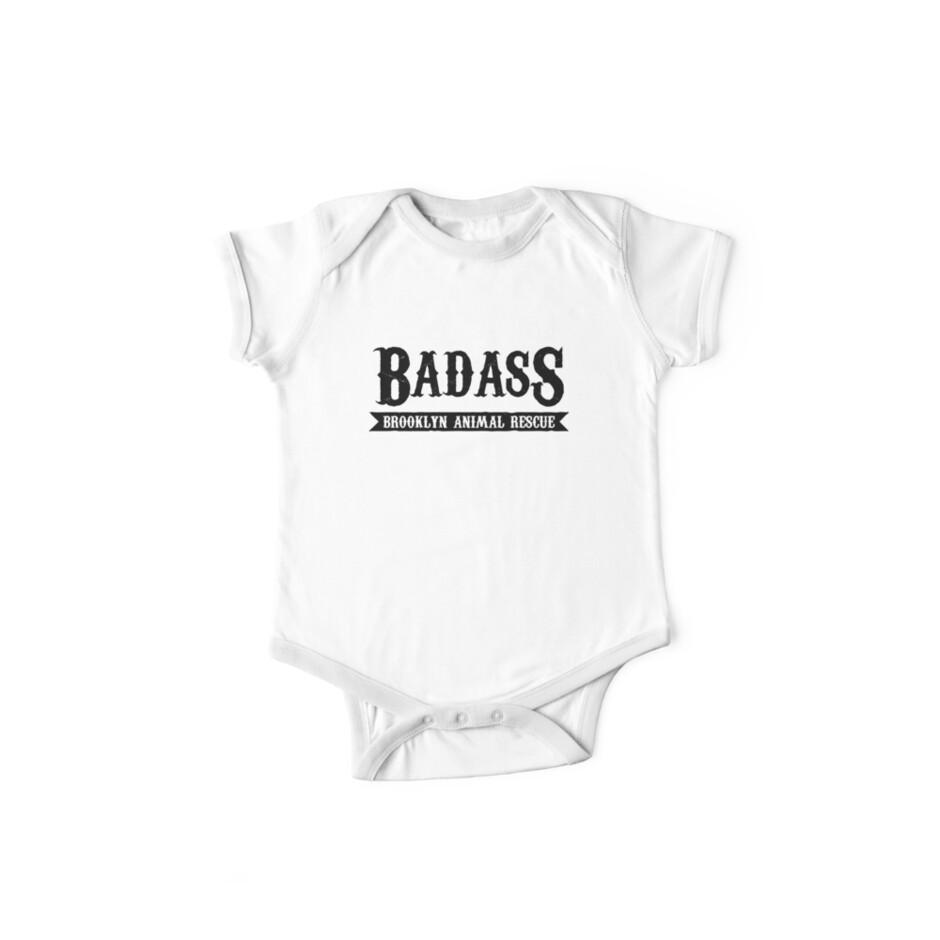Badass Brooklyn Animal Rescue Tee by badassbk