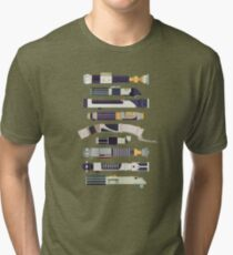 An Elegant Weapon Tri-blend T-Shirt