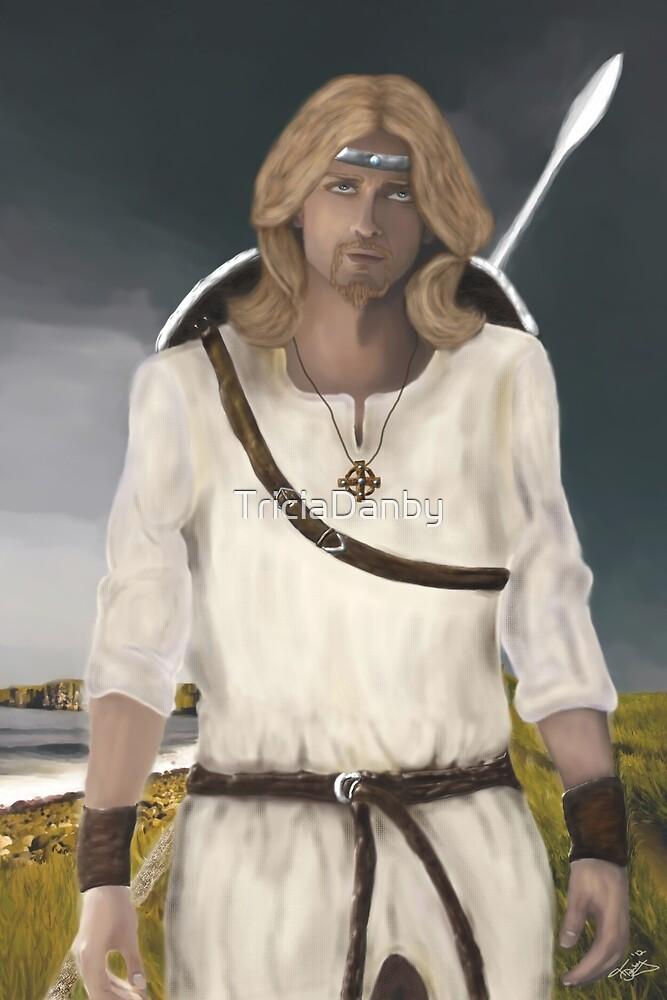 Saint Oswin of Deira by TriciaDanby