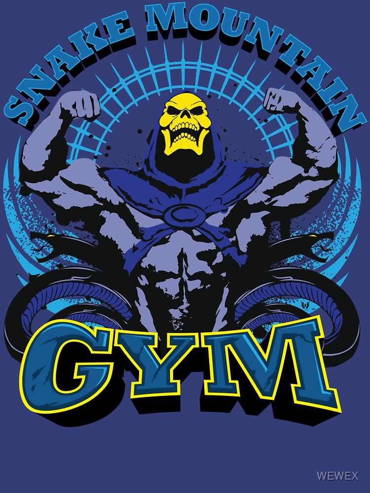 SNAKE MOUNTAIN GYM by WEWEX