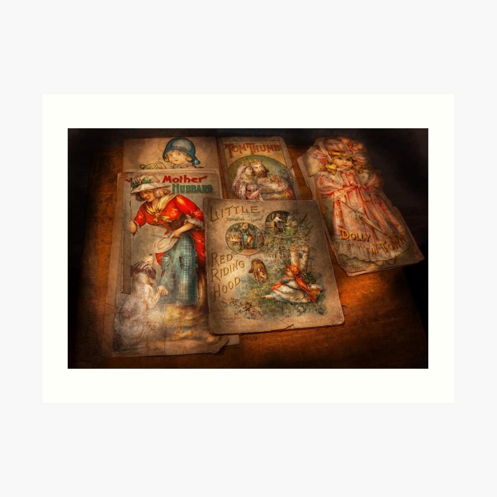 Children - Books - Fairy tales Kunstdruck