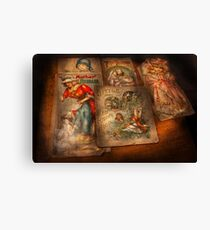 Children - Books - Fairy tales Canvas Print