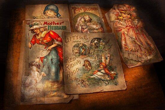 Children - Books - Fairy tales by Michael Savad