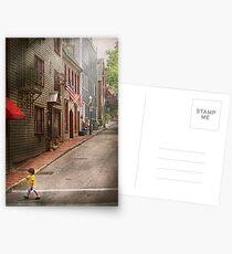 City - Rhode Island - Newport - Journey  Postcards