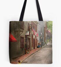 City - Rhode Island - Newport - Journey  Tote Bag