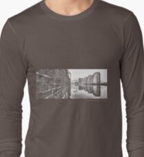 Clip Long Sleeve T-Shirt