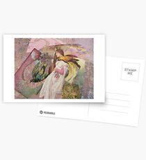The Firebird's Pursuit Postcards