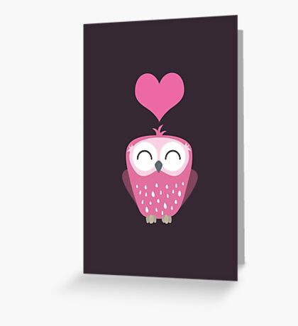Owl Love You Forever Greeting Card