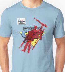 Ash's S-Mart blood-soaked t-shirt T-Shirt