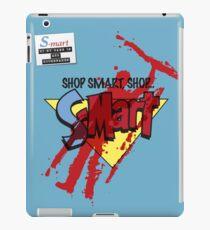 Ash's S-Mart blood-soaked t-shirt iPad Case/Skin