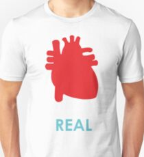 Reality - turquoise T-Shirt