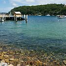 Chowder Bay by Antoine de Paauw