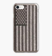 Army Uniform U.S. Flag (UCP Color) iPhone Case/Skin