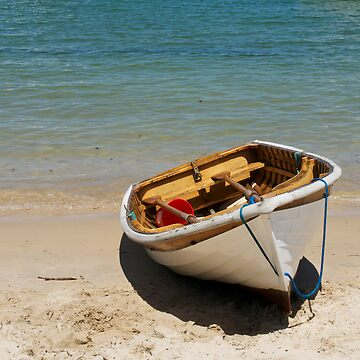 Clifton Gardens row boat by ant1design