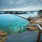 The Blue Pool by David Haworth