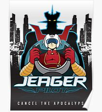 JEAGER PILOT Poster