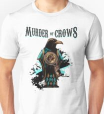 Murder of Crows Vigor Unisex T-Shirt