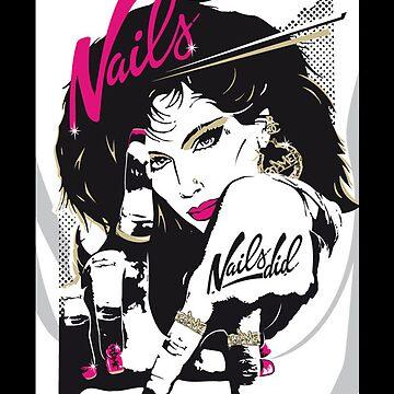 naiils done2 by Monroe-Misfit