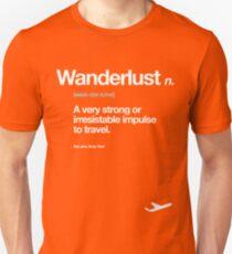Wanderlust - Dictionary Entry T-Shirt