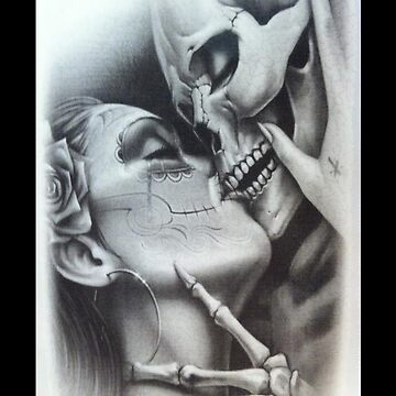kiss of death by Monroe-Misfit