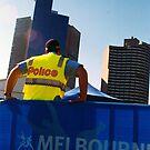Police, Melbourne by J Forsyth