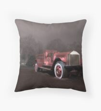 American Lefrance Throw Pillow