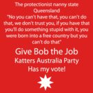 I support Katters Australia Party by NemesisGear